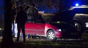 Még éjszaka Budapestre hozták a Teréz körúti robbantót