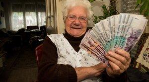 Bors-játék: 100 ezret nyert a Borssal a 87 éves Lídia
