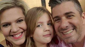 Éppen túl volt a műtéten az énekesnő, mikor kislányát érte baleset