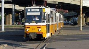 Elsodort egy nőt a villamos Budapesten – nem tudták megmenteni az életét