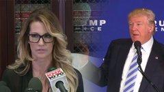 Bajban az elnökjelölt: épp egy pornószínésznő vádolja zaklatással