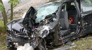 Autó elé ugró vad okozta a focista lányok súlyos balesetét