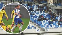 Elégségesre vizsgázott az üres Hidegkúti Stadion