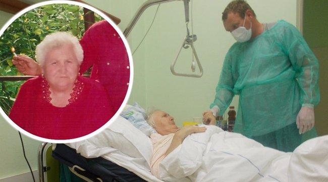 Húsevő baktériummal fertőzte meg betegtársa Anna nénit
