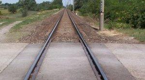 Halálra gázolt a vonat egy férfit Rákospalotán