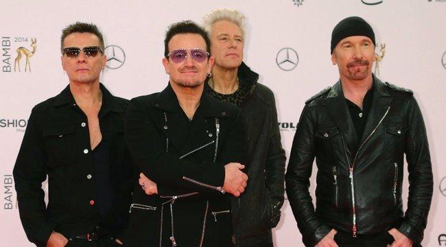Bono: Halálig tart a U2