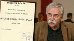 Gazdasági díjjal jutalmazták Schuster Lórit a P. Mobilért