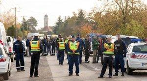A Teréz körúti robbantás miatt tartottak házkutatást a bőnyi gyilkosnál