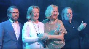 Újra élőben szól a Dancing Queen: újra összeáll az ABBA