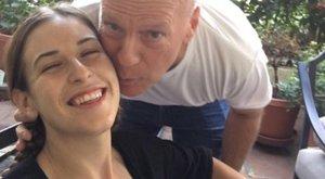 Bruce Willis lánya megint csúnyán túllőtt a célon - bizarr fotók