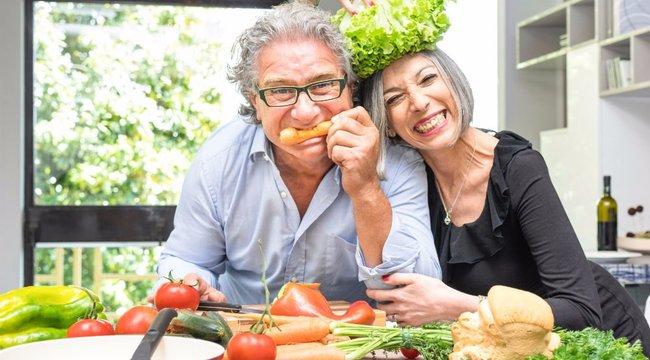 Egymást erősítik az egészséges ételpárok