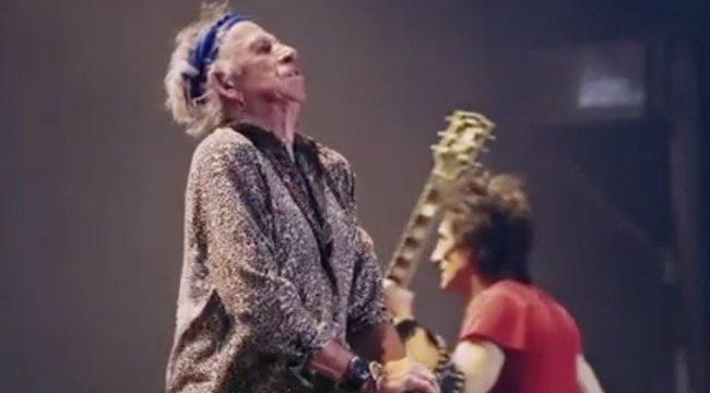 Miért nem esik a Rolling Stones koncerteken soha az eső?