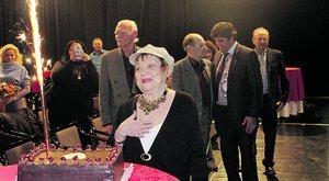 Így ünnepelte 80. születésnapját Csűrös Karola