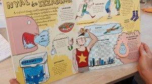 Puki, kaki, hányás a gyerekkönyvben