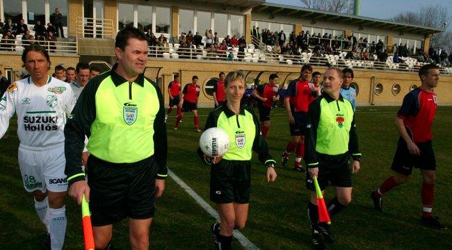 Szállodaigazgató is ellenőrködik a focimeccseken