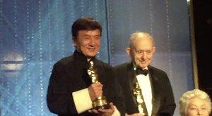 Oscart kapott Jackie Chan