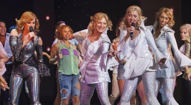 Mamma Mia! Két év alatt 200 előadás - fotók