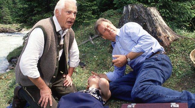 Gyógyír A hegyi doktor a köztévének