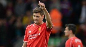 Gerrard maga volt a Liverpool