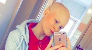 Ez volt az egyetlen egy pont a 17 éves rákos lány bakancslistáján