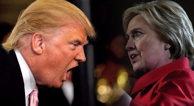 Trump és Clinton szerint is csaltak a szavazásnál több államban