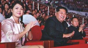 Mégsem végezte ki nejét a diktátor