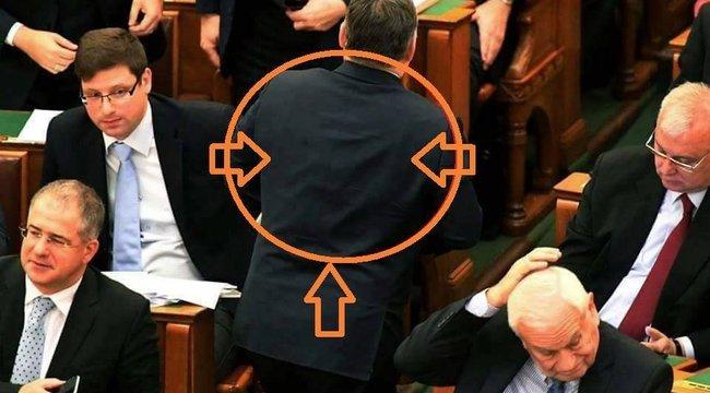 Orbán sajtósa kiakadt: Ez egy nagy marhaság