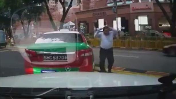 Olyan ideges lett a taxis, hogy stroke-ot kapott