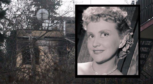 Kiskutyájával égett halálra a magyar énekesnő