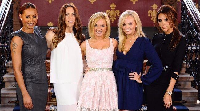Melyik félmeztelen Spice Girl a dögösebb? fotók