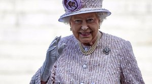 Részeg idegen rontott rá Nagy-Britannia királynőjére