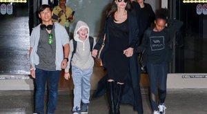 Megállapodást kötött Angelina Jolie és Brad Pitt
