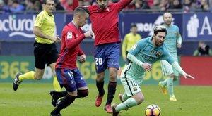Messi: Semmi nem volt, spori!