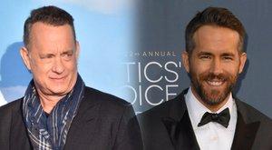 Tom Hanksről beszélt zavarában a sármos sztár