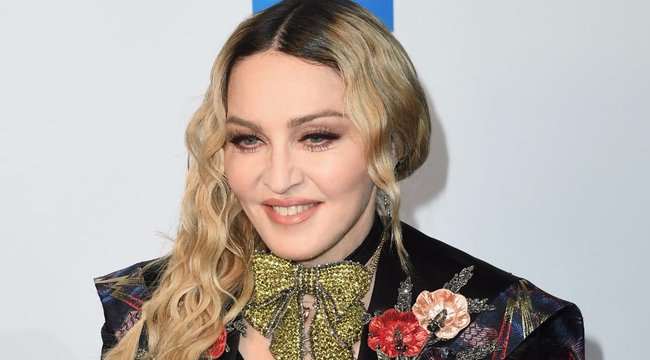 Madonna az elnyomástól lett sikeres