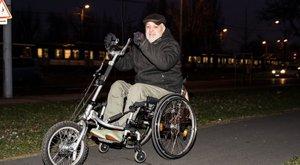 Magyar találmány:okos navi segíti a kerekesszékeseket