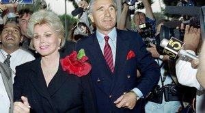 Marilyn Monroe mellé temetik Gábor Zsazsát