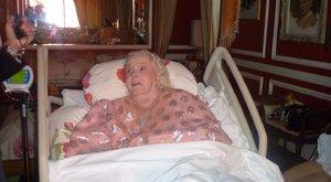 Anhalt:Zsazsa fájdalom nélkül távozott