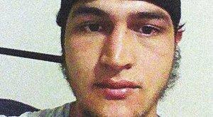 Berlini merénylet: ezeket találták az elkövetőnél