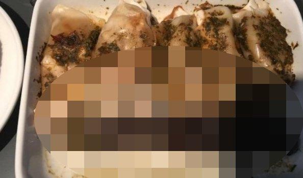 Jó étvágyat! Emberes péniszt szolgáltak fel vacsorára