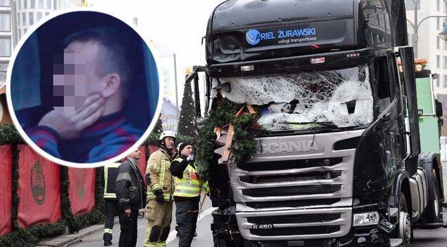 Berlini tragédia: órákig élt még fejlövésével a lengyel sofőr
