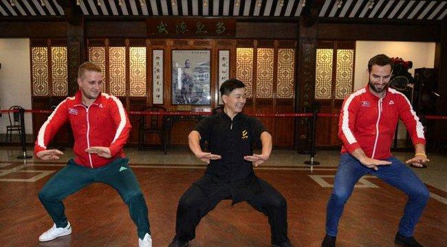 Bruce Lee nyomdokain járt Szilágyi Áron