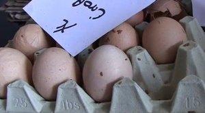 Vasárnaptól olcsóbb lesz a tojás és a csirkehús
