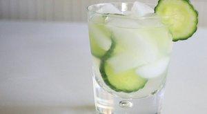 Uborkacsavar a szilveszteri gin-tonikon