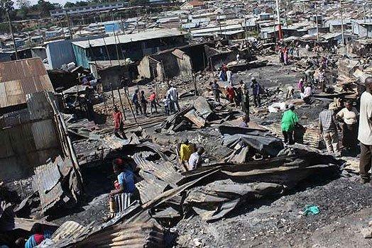 Öngyilkosságnak indult, de 175 ház látta kárát