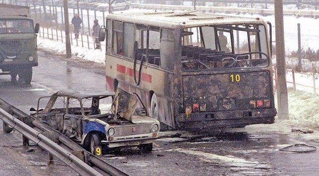 Antal: Mindent vér borított a robbantás után