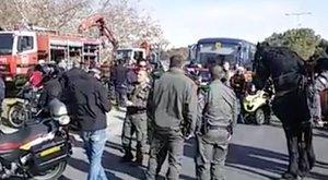 Teherautó hajtott a tömegbe Jeruzsálemben