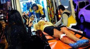 Egy üzbég férfi az isztambuli merénylő