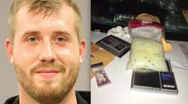 Kábítószer birtoklása miatt tartóztatták le, pedig egészen más volt nála