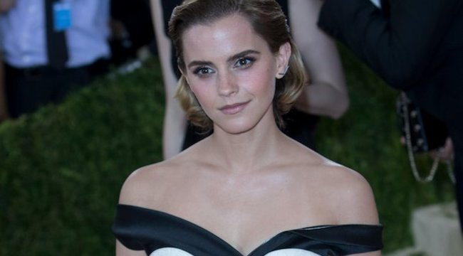 Borzalom csúf lett Emma Watson